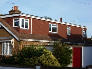 Loft Conversion in Vale Road, kent