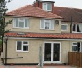 New Home and loft conversion in Sherwood Park Avenue