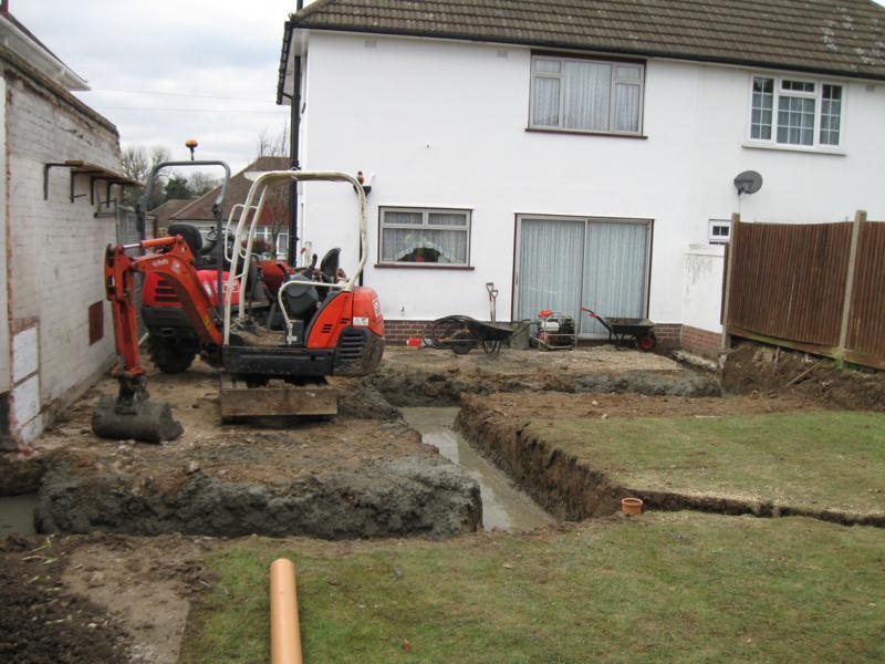 House Building Contractor Portfolio House Extensions Kent