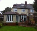 house extension services - example