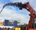 construction site - crane photo