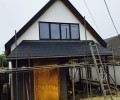 house refurbishment - works from the outside